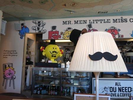 MR. MEN LITTLE MISS(ミスターメンリトルミス)×Sign代官山CAFE