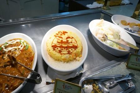ディズニーランド クリスタルパレスレストランの料理