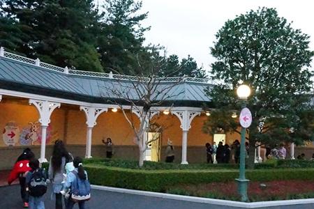 イースター2015  エッグハントの景品交換所(東京ディズニーランド)