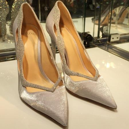 アレクサンドレ・バーマン(Alexandre Birman)がデザインしたシンデレラの靴