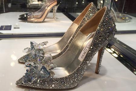 ジミー・チュウ(Jimmy Choo)がデザインしたシンデレラの靴