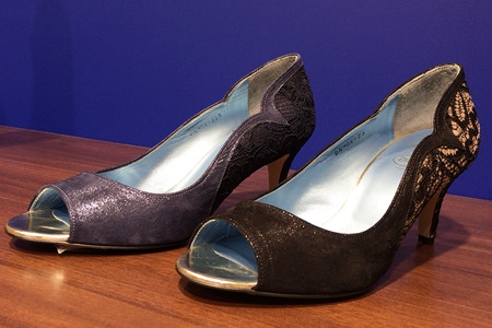 NUMBER TWENTY-ONEのシンデレラコラボ靴