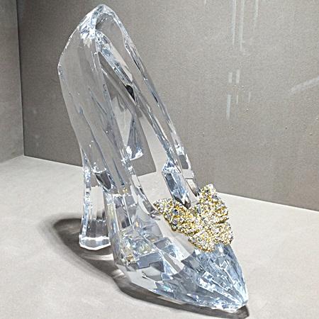 伊勢丹 シンデレラのガラスの靴(レプリカ)