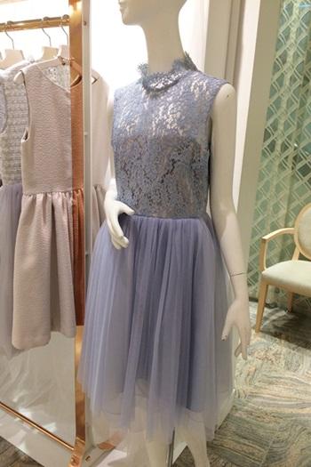伊勢丹のジルスチュアートのドレス