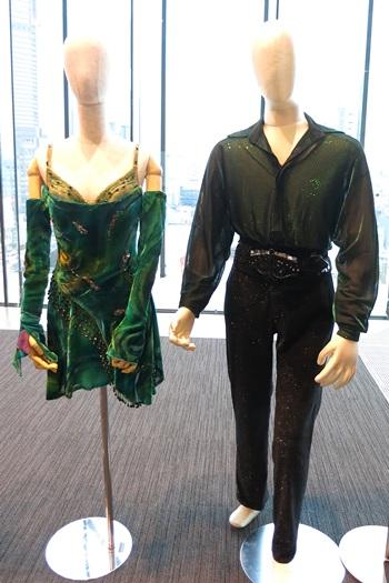 リバーダンス20周年記念の衣装