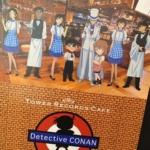 【名探偵コナン】タワーレコード渋谷店に「コナンカフェ」がオープン