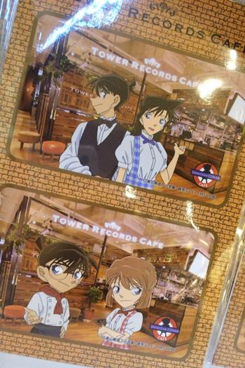 渋谷の名探偵コナンカフェ