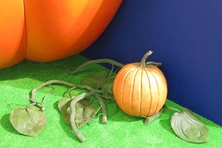 シンデレラエキシビジョン かぼちゃ