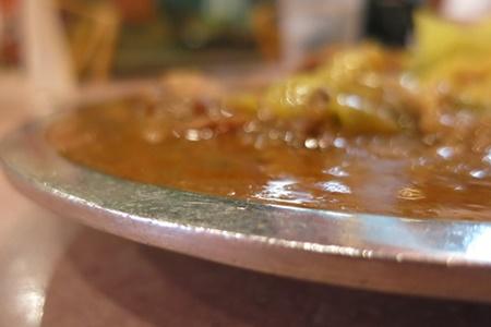 銀座のナイルレストラン ムルギーランチ