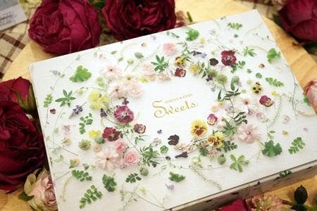 日比谷花壇 花咲くローズエクレア