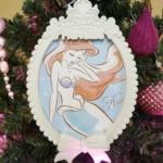 【ディズニーツリー】リトルマーメイドアリエルの写真立てがついた大人かわいい「プリンセスツリー~Ariel~」