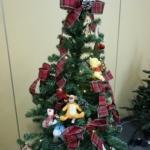 【ディズニーツリー】「スペシャルクリスマス~くまのプーさんと仲間たち~」