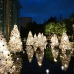 イクルピアリ・クリスマスタウン★ホワイトサンタが演出したイクスピアリの15周年目のクリスマス