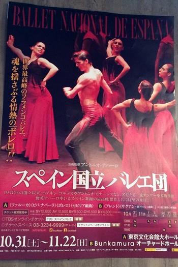 スペイン国立バレエ団 2015年日本公演