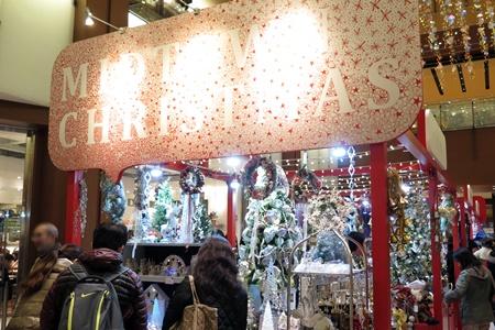2015年東京ミッドタウンクリスマス マルシェ・ド・ノエル