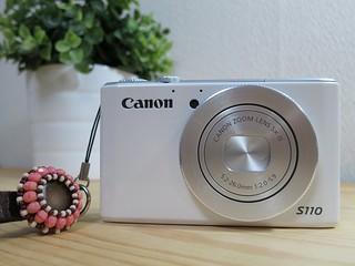 CANON PowerShotS110 ホワイト