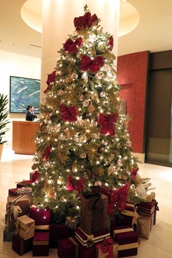 ザ・ペニンシュラ東京のクリスマス