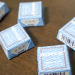 【ロイズ(ROYCE')×チロルチョコ】ロイズマイルドホワイトがおいしい!セブンイレブンでゲット