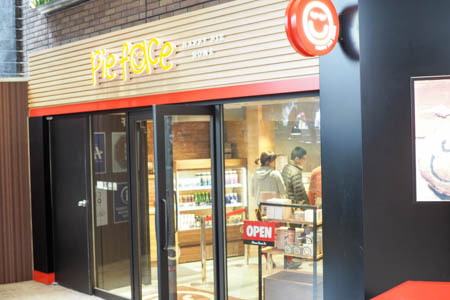 Pie face 渋谷モディショップ店