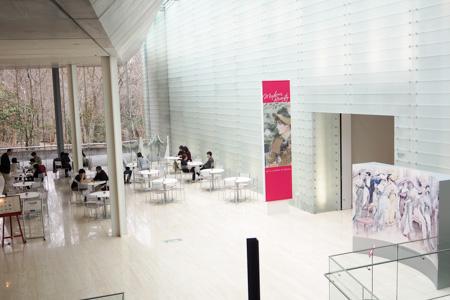 ポーラ美術館 モダンビューティー展