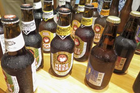 茨城マルシェ 地ビール