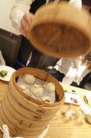 松茸小籠包 ディンタイフォン(鼎泰豐)